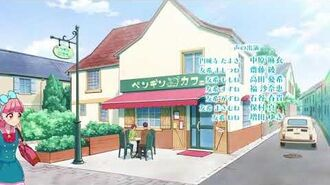 (HD)Aikatsu Friends! ED Ending 1