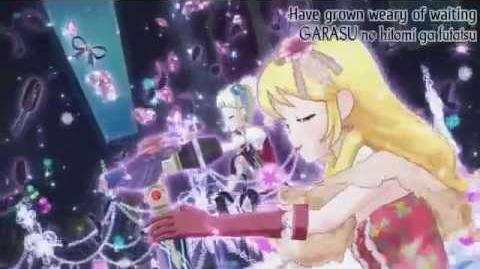 HD Aikatsu Ichigo Yurika Glass Doll Episode 19) Subbed