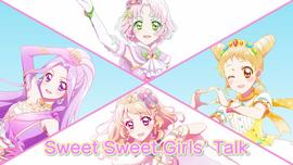 Photokatsu sweet sweet girls talk