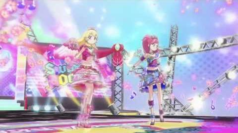 (HD)Aikatsu!- 2WingS- Friend - Episode 98