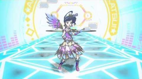 Aikatsu! Episode 90 Stranger Alien Aoi