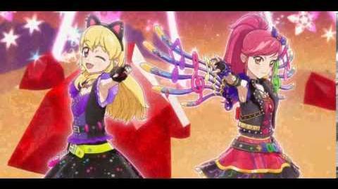 Aikatsu! 2 - Idol Activity Rock - Ichigo♥ & Seira♦