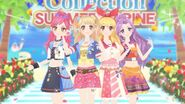 Aikatsu Summer Collection