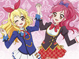 Aikatsu! Franchise DVD and BD Releases/2nd Season/Rental Edition