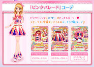 Pink Parade Anime OA