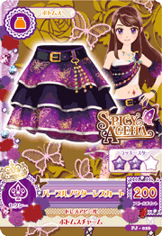 Purple Nocturne Coord 2