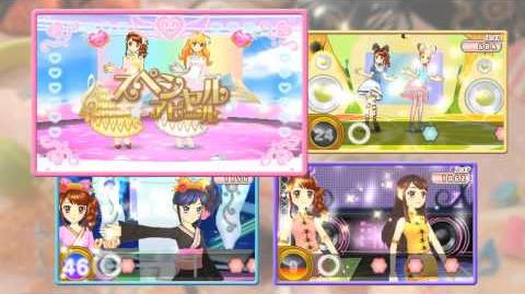 3DS「アイカツ!シンデレラレッスン」CM