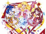 Аниме Айкацу! Новая открывающая и закрывающая тема - Бриллиантовое Счастье / Hirari/Hitori/Kirari