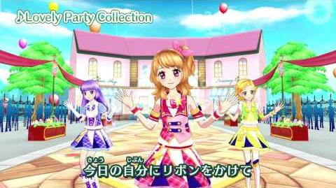 Lovely Party Collection/Video gallery