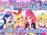 Data Carddass Aikatsu! 2014 Series - Part 2