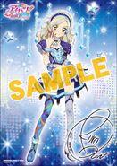 AkariGen BDBOX3 AnimateEd B3 Fabric Poster