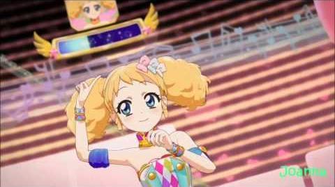 (HQ) Aikatsu! SEASON 2 - Saegusa Kī - Calendar Girl (episode 5)