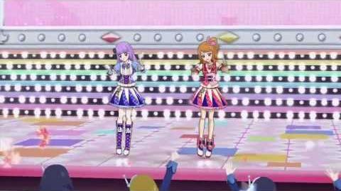 Aikatsu! 2 - Sumire♠ & Akari♥ - Let's Aikatsu! (Episode 102)