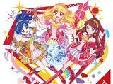 "TV Anime ""Aikatsu!"" New OP/ED Themes - Diamond Happy / Hirari/Hitori/Kirari"