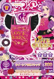 Love queen blusa