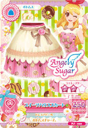 Sweets House Coord 2