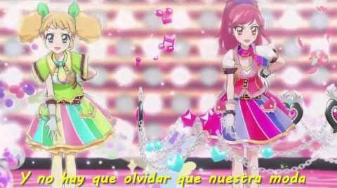 ( HD ) Aikatsu! Happy Crescendo Sub Español ( Capitulo 72 )
