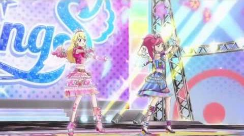 Aikatsu! Friend 2wingS Episode 100-0