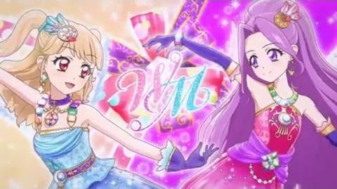 (HD)Aikatsu! -「Precious」 CC (Episode 99) アイカツ Ep 99 神崎 美月 夏樹みくる