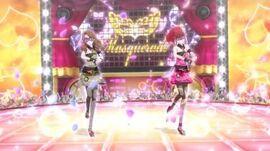 アイカツ!「Wake up my music」Masquerade 第48話