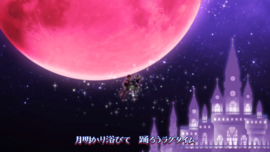 Photokatsu ragtime of the moonlit night