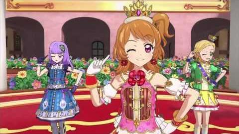 (HD)Aikatsu!-Luminas-Little Beat Little Wing♪ (Episode 147)