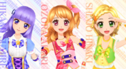 Aikatsu Season 3 new character