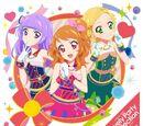 """TV Anime/Data Carddass """"Aikatsu!"""" Trzeci Sezon Nowy OP/ED Motyw - Kolekcja Uroczych Imprez/Tutu・Ballerina"""