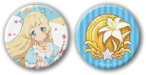 Hime badge