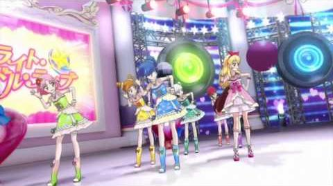 (HD)Aikatsu!-SL Girls-SHINING LINE* (The Movie)
