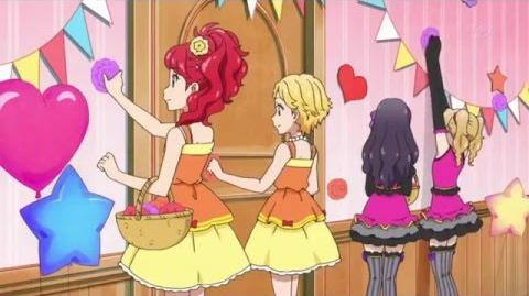 (HD)Aikatsu!-Starlight girls-Happiness Equation (Episode 163)
