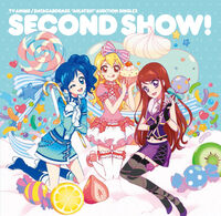 CD SecondShow!