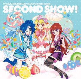 CD SecondShow!