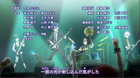 (HD)Aikatsu! Episode 44 ED - More Than True - AlLICE BLUE NO KISS