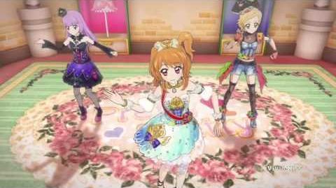 (HD)Aikatsu!- Akari&Sumire&Hinaki- Pretty Pretty Episode 126