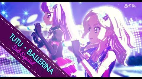 Aikatsu! Tutu・Ballerina – Dancing Diva 【Sub Español】