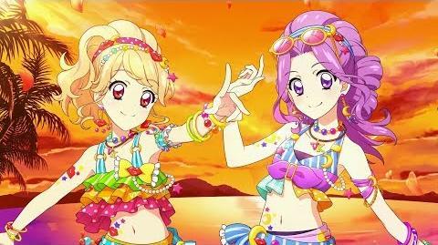 【アイカツ!フォトonステージ!!】オリジナル新曲WM「RED MOUNTAIN」プロモーションムービー(フォトカツ!)