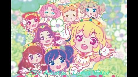 Aikatsu ! Calendar Girl Lyrics Full