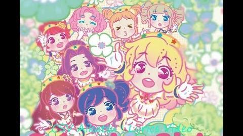 Aikatsu ! Calendar Girl Lyrics Full