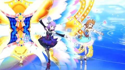 (HD) AIKATSU! アイカツ!– AKARI & SUMIRE –「Du-Du-Wa DO IT!!」 – 第111話