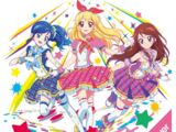"TV Anime/Data Carddass ""Aikatsu!"" Drugi Sezon OP/ED Motyw - KIRA☆Moc/Oryginalna Gwiazda☆彡"