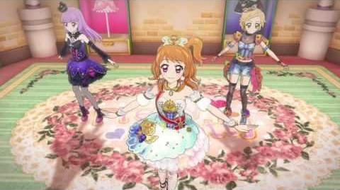 (HD)Aikatsu!-Akari&Sumire&Hinaki-Pretty Pretty (Episode 126)