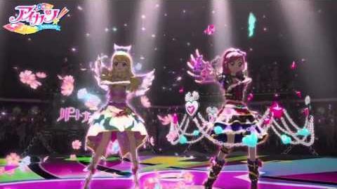 Aikatsu! 2 - Sweet Sp!ce - Ichigo♥ & Seira♦