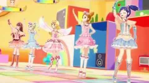 Aikatsu Episode 32 Al 6 girls Performance