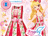 Girly Strawberry Coord