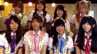 "@JAM 2013 ""Next Stage LIVE"" STAR☆ANIS コメント動画"