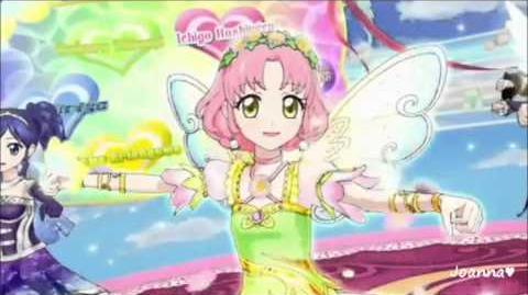 Aikatsu! - All 6 Girls - Growing for a Dream - Performace (episode 30)
