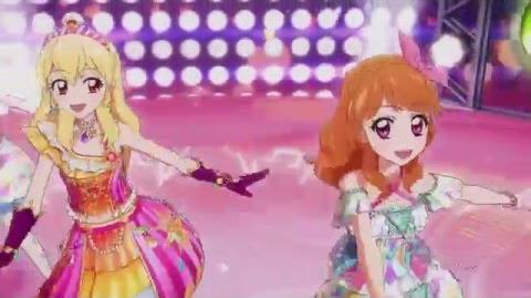 Aikatsu!-Soleil and Luminas- Calendar Girl - Episode 178 END
