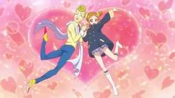 Aikatsu happyrainbow makoto7
