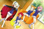 Aikatsu official poster by chii chankirastarr-d6tnpjz
